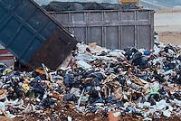 Discarica, rifiuti