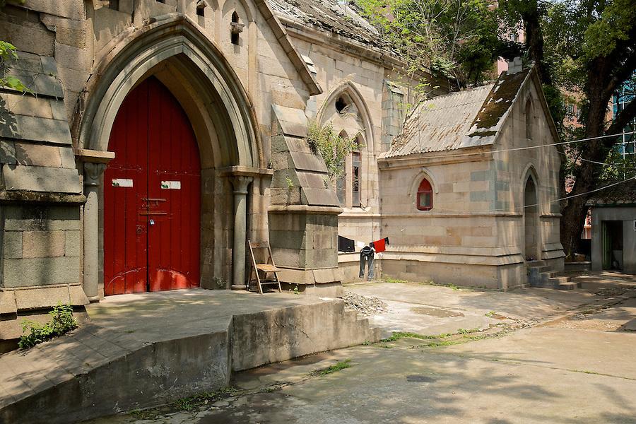 St John's Church (1860), Fuzhou (Foochow).
