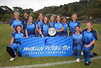 210328 Maureen Peters T20 Cricket Final - Wellington Collegians v Hutt District