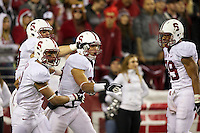 Stanford Football vs. Washington State, September 28, 2013
