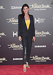Angie Harmon attends The Disney World Premiere of The Jungle Book held at The El Captian theatre  in Hollywood, California on April 04,2016                                                                               © 2016 Hollywood Press Agency