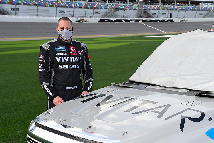 #13: Johnny Sauter, ThorSport Racing, Toyota Tundra Vivitar/RealTree