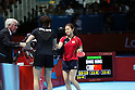 2012 Olympic Games - Table Tennis - Women's Singles Quarter finals