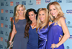 Camille Grammer, Kyle Richards, Adrienne Maloof and Taylor Armstrong attends Perez Hilton's Blue Ball held at Siren Studios in West Hollywood, California on March 26,2011                                                                               © 2010 DVS / Hollywood Press Agency