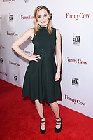 """Christine Bottomley<br /> arriving for the London Film Festival 2017 screening of """"Funny Cow"""" at the Vue West End, Leicester Square, London<br /> <br /> <br /> ©Ash Knotek  D3327  09/10/2017"""