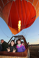 20150429 29 April Hot Air Balloon Cairns