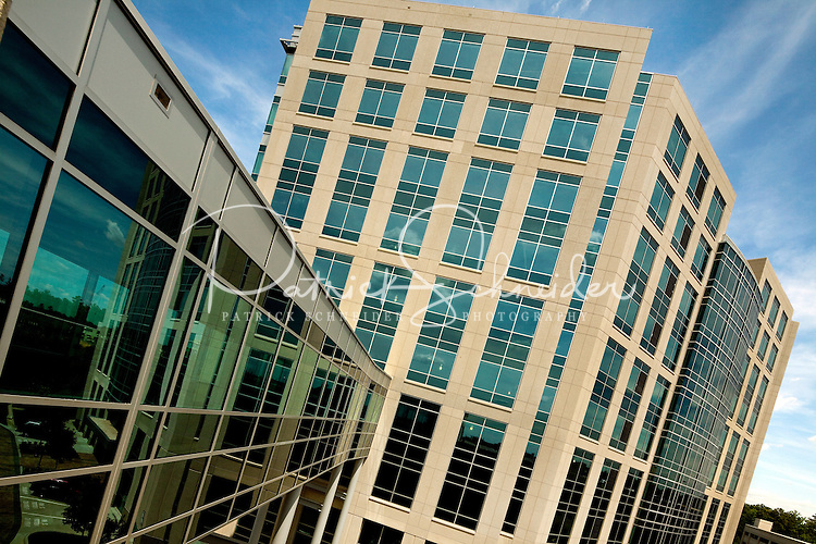 The Boyle Building, corporate offices, are located in the Ballantyne Corporate Park in Charlotte, NC. Ballantyne, a suburb of Charlotte NC, is located near the South Carolina border. The 2,000-acre mixed-use development was created by land developer Howard C. Smokey Bissell.