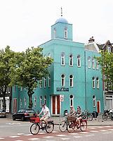 Nederland Amsterdam 2018. El Mouhssinine Moskee in Amsterdam-Noord. Foto Berlinda van Dam / Hollandse hoogte