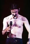 Frank Zappa 1983<br />© Chris Walter