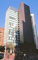 San Francisco: Crown-Zellerbach Building, 1959. Hertzka & Knowles & SOM.  Photo '83.