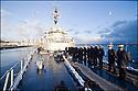 Décembre 2008/ Brest/ Le grand départ.
