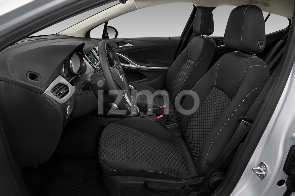 Front seat view of 2020 Opel Astra Edition 5 Door Hatchback Front Seat  car photos