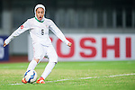 DPR Korea vs Iran during the AFC U-19 Women's Championship China Group B match at the Jiangning Sports Centre Stadium on 21 August 2015 in Nanjing, China. Photo by Aitor Alcalde / Power Sport Images