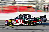 2017 NASCAR Camping World Truck Series - Active Pest Control 200<br /> Atlanta Motor Speedway, Hampton, GA USA<br /> Saturday 4 March 2017<br /> Kyle Busch<br /> World Copyright: Nigel Kinrade/LAT Images<br /> ref: Digital Image 17ATL1nk06280