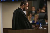 BRASILIA, DF, 07.10.2015 - TCU-CONTAS -  O advogado-geral da União, Luis Inácio Adams, durante sessão no TCU para análise das contas públicas do Governo da presidente Dilma Rousseff de 2014,na sede do Tribunal de Contas da União em Brasilia nesta quarta-feira, 07.(Foto:Ed Ferreira / Brazil Photo Press)