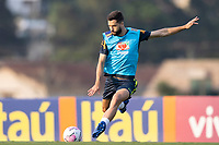 7th October 2020; Granja Comary, Teresopolis, Rio de Janeiro, Brazil; Qatar 2022 qualifiers; Felipe of Brazil during training session