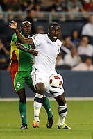 Jozy Altidore USMNT..USMNT defeated Guadeloupe 1-0 in Gold Cup play at LIVESTRONG Sporting Park, Kansas City, Kansas.