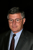 June 2004 File Photo, Montreal (Qc) Canada <br /> <br />  Thierry Desmarest re-elected Chairman and Chief Executive of the Total Group<br /> Photo : (c) 2004, Pierre Roussel
