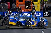 Monster Energy NASCAR Cup Series<br /> Alabama 500<br /> Talladega Superspeedway<br /> Talladega, AL USA<br /> Sunday 15 October 2017<br /> Daniel Suarez, Joe Gibbs Racing, Camping World Toyota Camry<br /> World Copyright: Nigel Kinrade<br /> LAT Images
