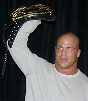 Wrestlemania XIX Press Conference  Kurt Angle 2003                                                                          By John Barrett/PHOTOlink