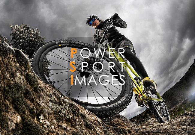Bike portfolio images. Photo by Alberto Lessmann / The Power of Sport Images
