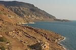 Dead sea road and views
