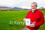 Terry Boyle, Chairman of St Pats Blennerville launching The Last Man Standing fundraiser,