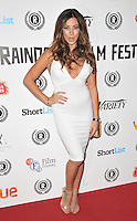 """Pascal Craymer attends the """"My Hero"""" Raindance Film Festival UK film premiere, Vue Piccadilly cinema, Lower Regent Street, London, England, UK, on Friday 25 September 2015. <br /> CAP/CAN<br /> ©Can Nguyen/Capital Pictures"""