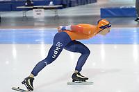 SPEEDSKATING: 16-02-2020, Utah Olympic Oval, ISU World Single Distances Speed Skating Championship, 1500m Ladies, Ireen Wüst (NED), ©photo Martin de Jong