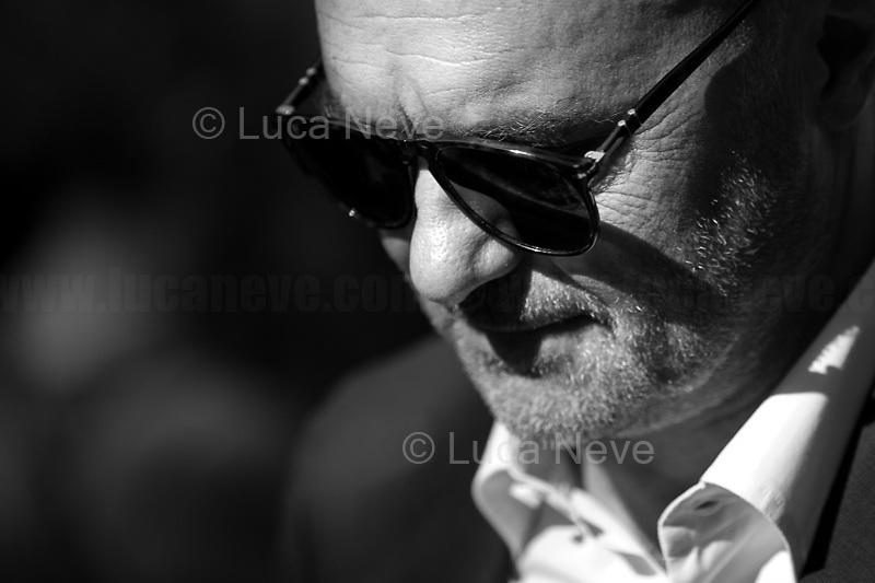 Luca Zingaretti, Actor (AKA Salvo Montalbano in Tv Series Inspector Montalbano / Commissario Montalbano).