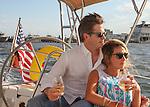 August 14th 2015 Deinema Sunset sail