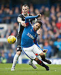 Andy Dowie and Harry Forrester