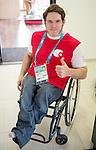 Brad Bowden, Sochi 2014. <br /> Team Canada gets settled in at the Athlete's Village // Équipe Canada s'installe au village des athlètes. 01/03/2014.