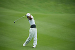 Bo Kyung Kim of South Korea plays a second shot at the 15th hole during Round 3 of the World Ladies Championship 2016 on 12 March 2016 at Mission Hills Olazabal Golf Course in Dongguan, China. Photo by Victor Fraile / Power Sport Images