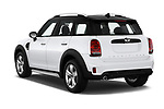 Car pictures of rear three quarter view of 2017 MINI Countryman - 5 Door Hatchback Angular Rear