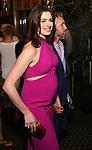 "Anne Hathaway and Adam Shulman attends the Broadway Opening Night performance of ""Sea Wall / A Life"" at the Hudson Theatre on August 08, 2019 in New York City."
