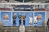 #84: Atlanta Speedwerks Honda Civic FK7 TCR, TCR: Brian Henderson, Robert Noaker, podium, winner, victory lane, #94: Atlanta Speedwerks Honda Civic FK7 TCR, TCR: Scott Smithson, #83: FASTMD RACING Audi R8 GT4, GS: James Vance, Alex Papadopulos, podium, victory lane, celebration