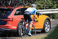 16th September 2020; Grenoble, France; Tour De France 2020, Grenoble to Meribel, stage 17; Andre Greipel Germany Israel Start-Up Nation