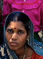 INDIAN WOMEN,there are many villages in Burma, whch are occupied only by Indians