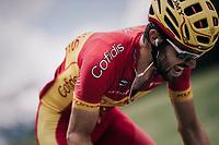 Jesús Herrada (ESP/Cofidis)<br /> <br /> Stage 6: Frontenex > La Rosière Espace San Bernardo (110km)<br /> 70th Critérium du Dauphiné 2018 (2.UWT)