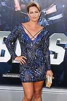 HOLLYWOOD, LOS ANGELES, CA, USA - AUGUST 11: Zoe Bell at the Los Angeles Premiere Of Lionsgate Films' 'The Expendables 3' held at the TCL Chinese Theatre on August 11, 2014 in Hollywood, Los Angeles, California, United States. (Photo by Xavier Collin/Celebrity Monitor)