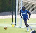 24.06.2019 Rangers training in Algarve: Sheyi Ojo