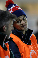 Medical staff in discussion during the Greene King IPA Championship match between London Scottish Football Club and Nottingham Rugby at Richmond Athletic Ground, Richmond, United Kingdom on 7 February 2020. Photo by Carlton Myrie.
