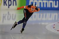 SCHAATSEN: HEERENVEEN, IJsstadion Thialf, 27-01-2018, NK Sprint/Allround, 3000mtr., Ireen Wust, ©foto Martin de Jong