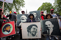01.05.2017 - MayDay 2017 - International Workers' Day in London