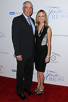 BEVERLY HILLS, CA, USA - APRIL 25: Gary Newman, Dana Walden at the Jonsson Cancer Center Foundation's 19th Annual 'Taste For A Cure' held at Regent Beverly Wilshire Hotel on April 25, 2014 in Beverly Hills, California, United States. (Photo by Xavier Collin/Celebrity Monitor)