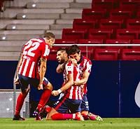 2021.05.12 La Liga Atletico de Madrid VS Real Sociedsd
