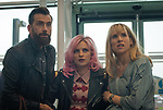 David Tennant, Faye Marsay & Lucy Punch<br /> You, Me and Him (2017) <br /> *Filmstill - Editorial Use Only*<br /> CAP/RFS<br /> Image supplied by Capital Pictures