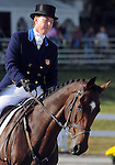 17 October 2008:  Rider Amy Tryon, a member of the 2008 Olympic Gold Medal Team, has two horses in the top-6 after the dressage section of the Fair Hill International CCI*** Championship at Fair Hill Equestrian Center in Fair Hill, Maryland.  Dressage is the first stage of the three-day event.
