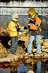 Kids Fly Fishing
